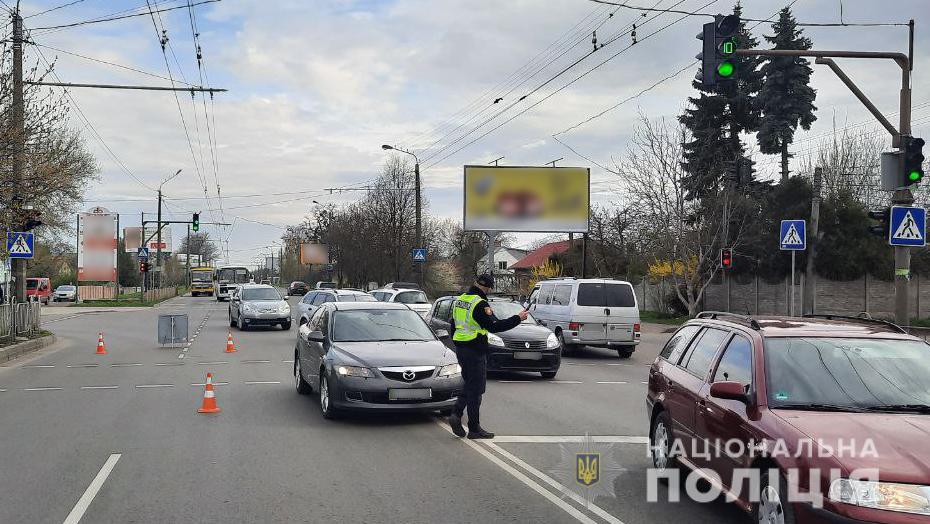 У двох районах на Волині травмувалися мотоциклісти: поліція розпочала кримінальне провадження