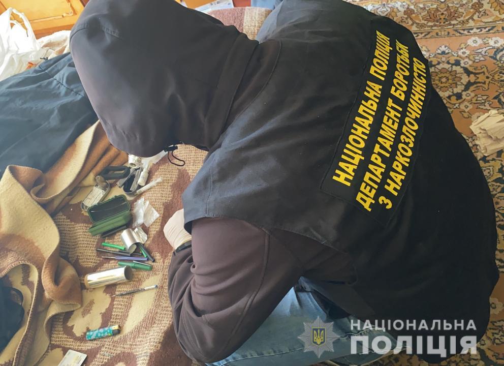 У Нововолинську викрили наркоділка