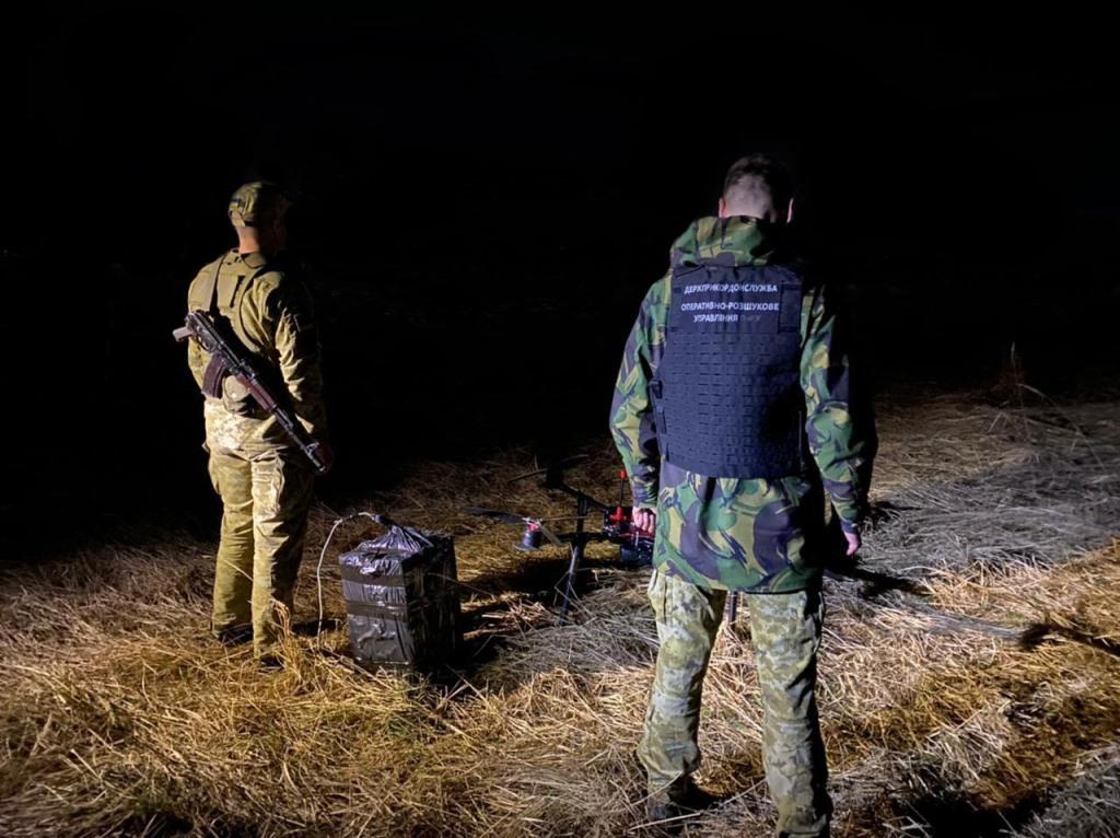 Прикордонники Луцького загону зірвали дві нічні оборудки пачкарів