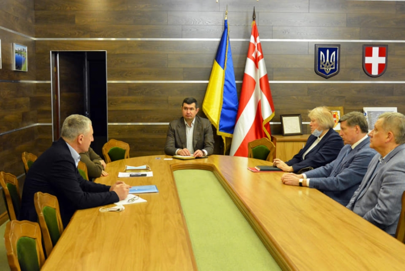 Керівництво Волиньради зустрілося з заступницею Міністра молоді та спорту