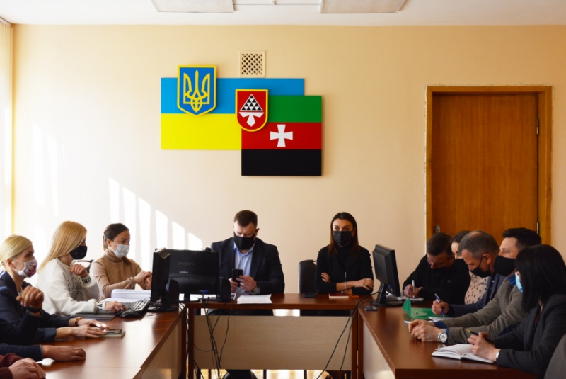 Депутати Волиньради пообіцяли підтримку у створенні індустріального парку «Нововолинськ»
