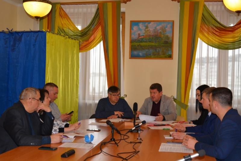 Депутати Волиньради ініціюють передачу газорозподільних систем у комунальну власність