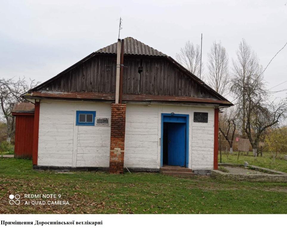 У селі на Волині з аукціону продають колишню ветлікарню