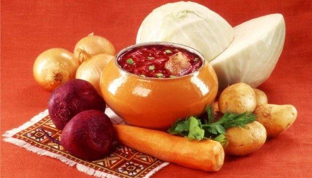 Серед овочів «борщового набору» подешевшали лише картопля та цибуля