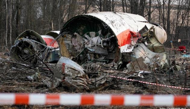 Польща продовжила розслідування Смоленської катастрофи