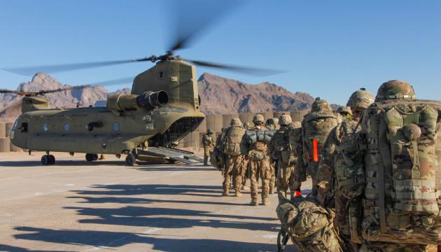 Байден заявив про завершення участі США у війні в Афганістані