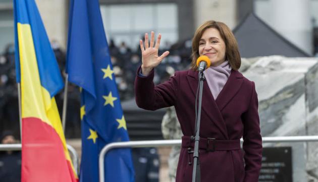 Санду вимагає розслідувати можливу спробу узурпації влади парламентом Молдови