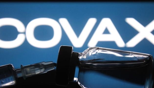 За механізмом COVAX у 102 країни доставили майже 38,4 мільйона доз вакцин