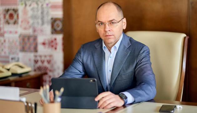 Степанов розповів про більш агресивний південноафриканський штам COVID-19 в Україні