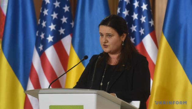 Новий посол України Маркарова вирушила до США