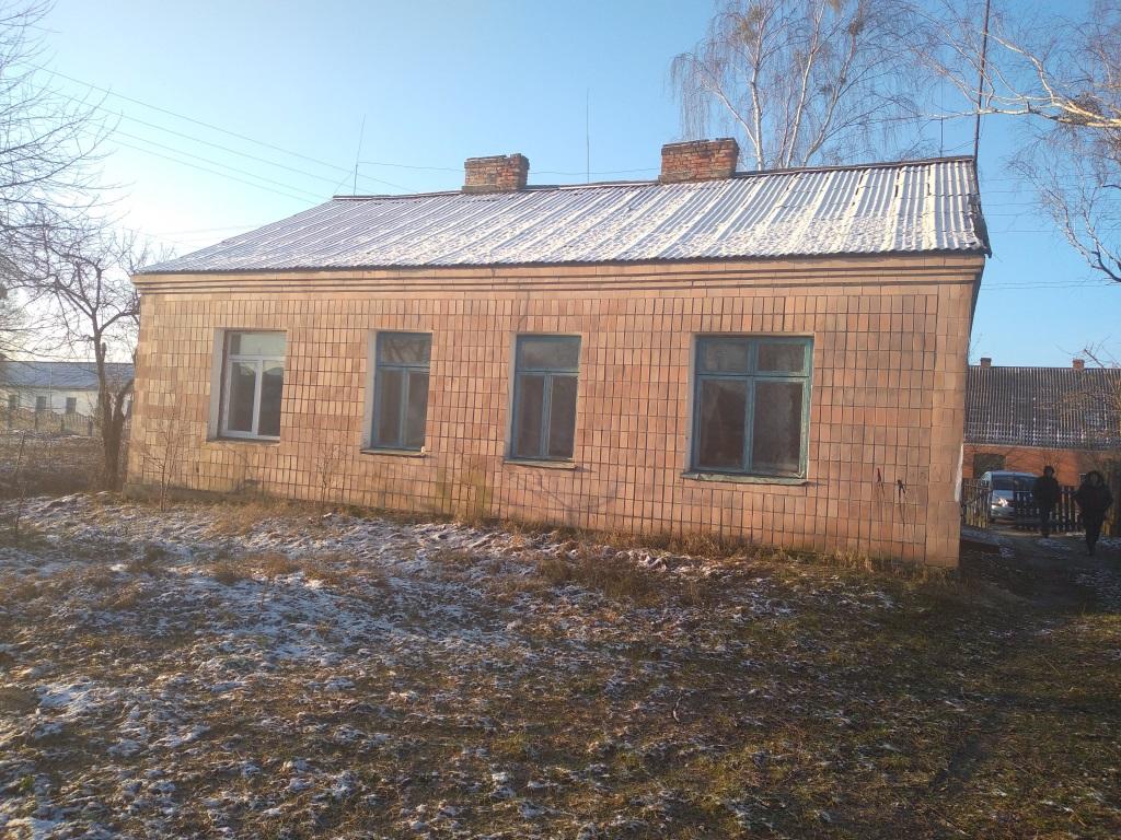 У Камені-Каширському з аукціону продають будівлю державної власності