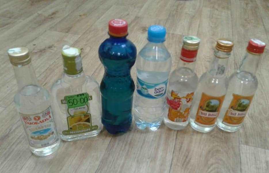 Де у Луцьку виявили точки продажу алкогольного сурогату