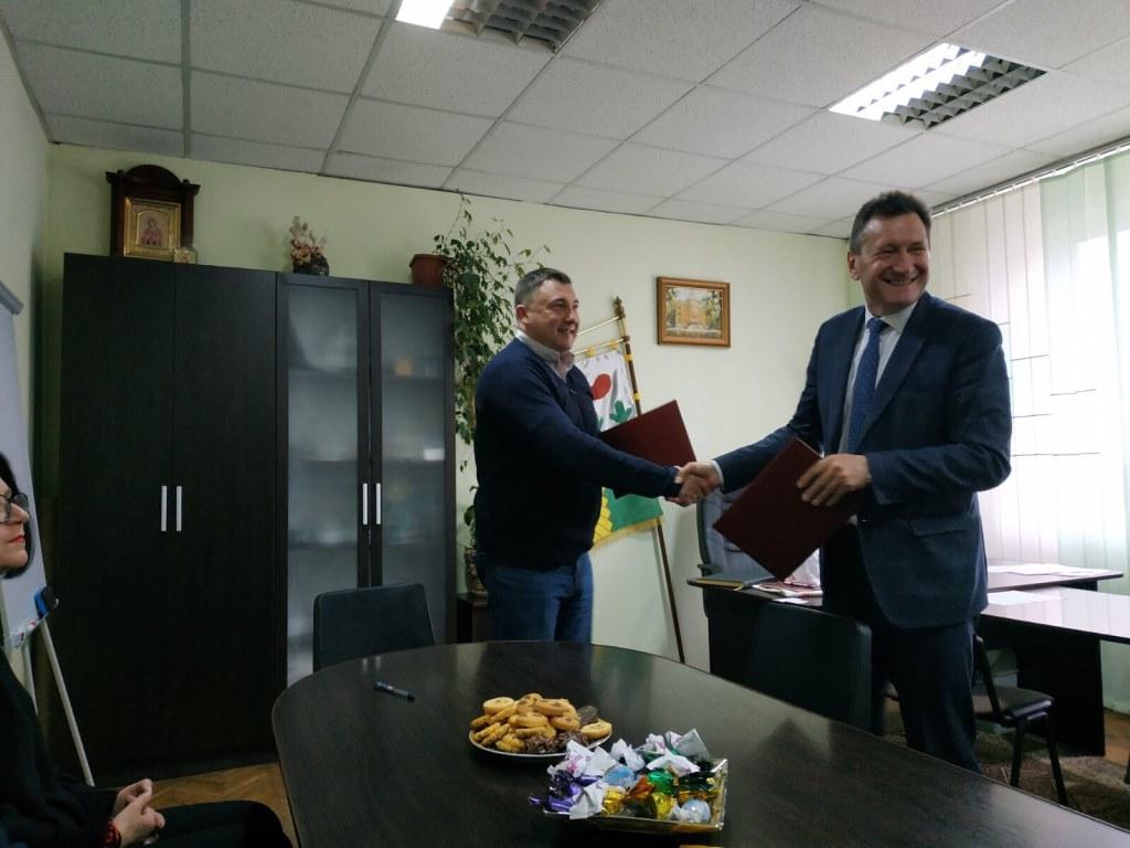 Ківерцівська громада співпрацюватиме з ВНУ імені Лесі Українки