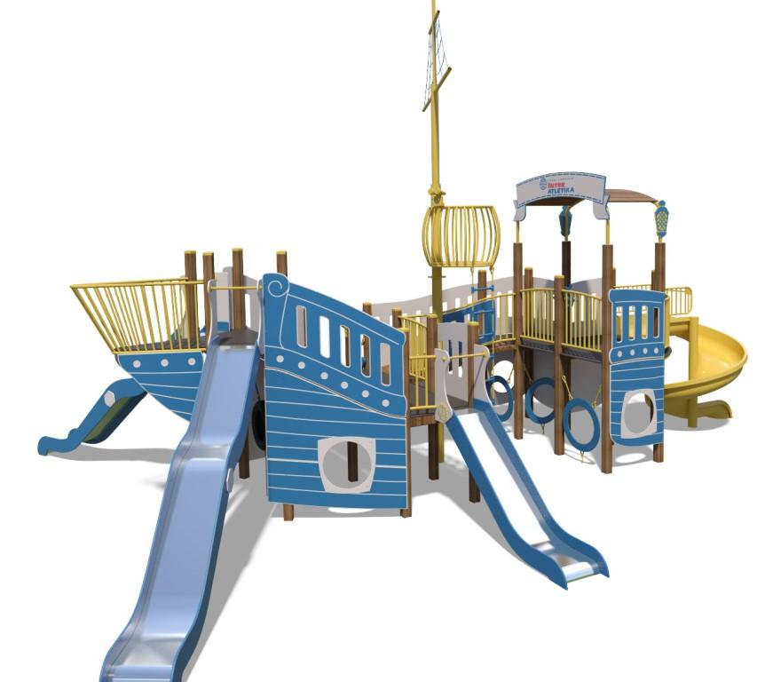 У Володимирі-Волинському встановлять дитячий майданчик за понад півмільйона