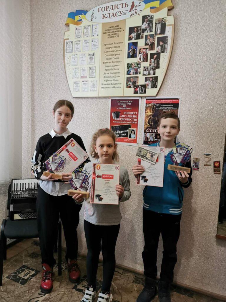 Юні музиканти з села поблизу Луцька – переможці міжнародного конкурсу