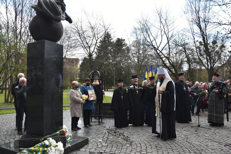 Лучани вшанували пам'ять жертв трагедії на Чорнобильській АЕС