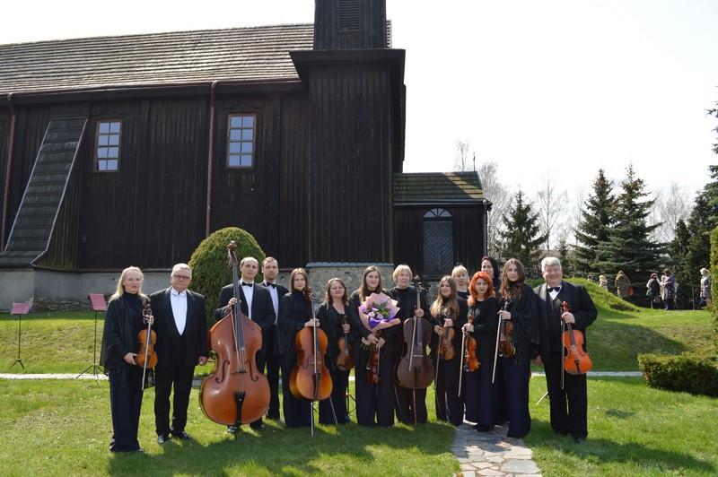 У ковельському костелі святої Анни відбувся концерт духовної музики