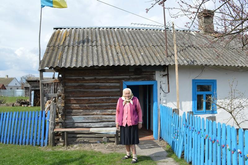 94 роки виповнилося зв'язковій УПА за Волині Ганні Зеленій