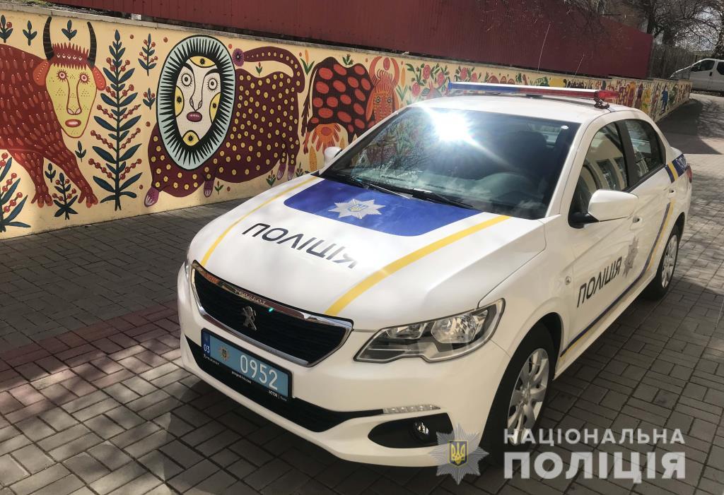 У Великодню ніч на Волині біля храмів працюватимуть понад 900 поліцейських