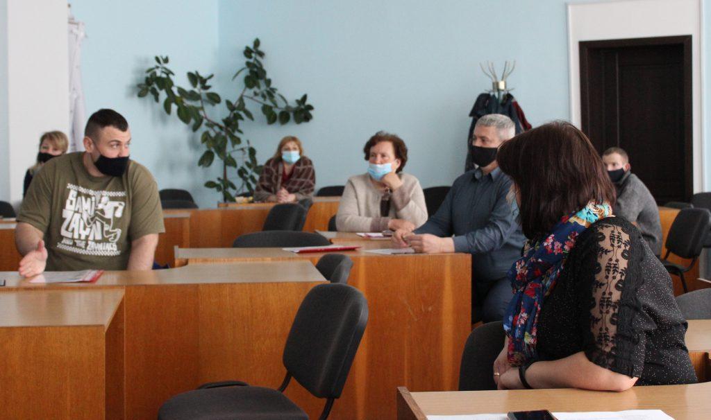 У Володимирі-Волинському визначили терміни подачі проектів громадського бюджету