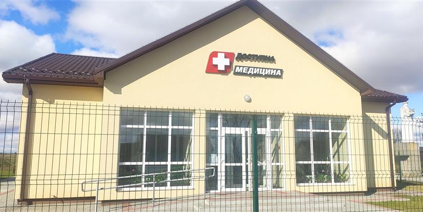 У громаді на Волині здаватимуть в оренду новозбудовану амбулаторію