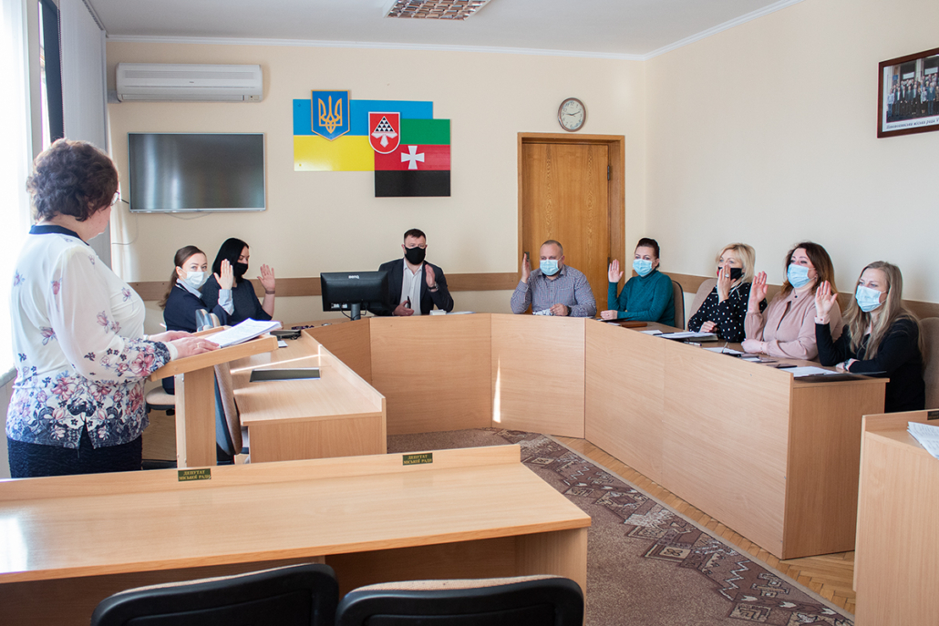 У Нововолинську внесли зміни до бюджету громади