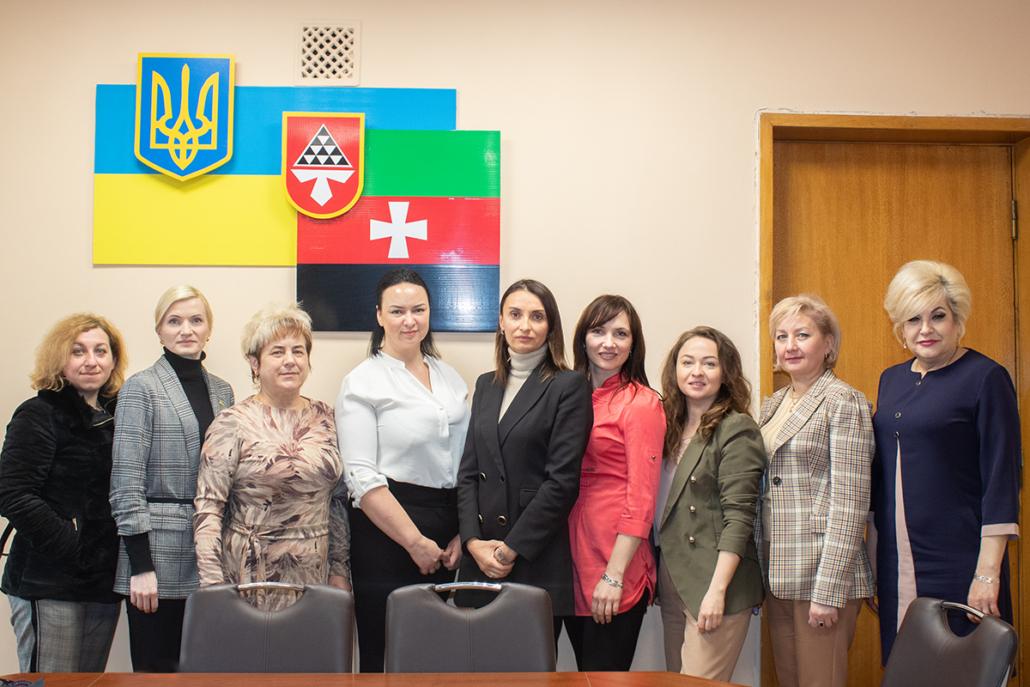 У Нововолинську обговорювали важливість жінок у політиці