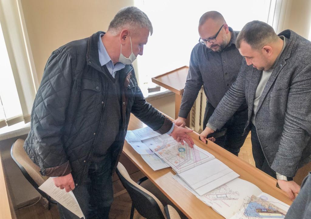 У Нововолинську розглянули п'ять проектів нових будівництв