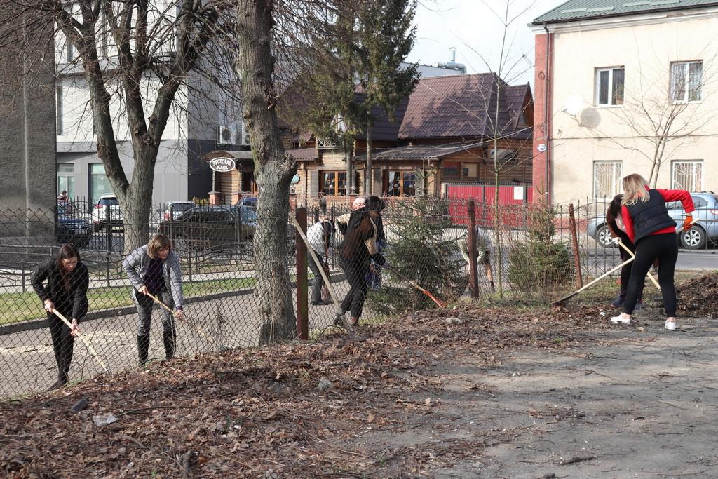 Жителів Володимира-Волинського закликають долучитися до загальноміської толоки
