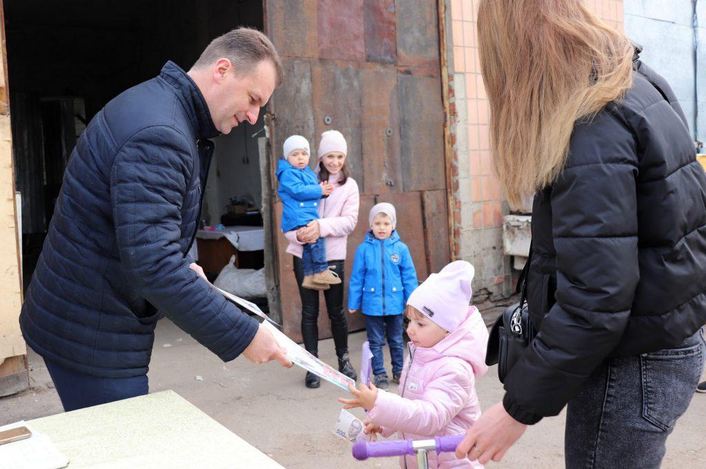 У Володимирі-Волинському нагородили наймолодших екологічно свідомих містян
