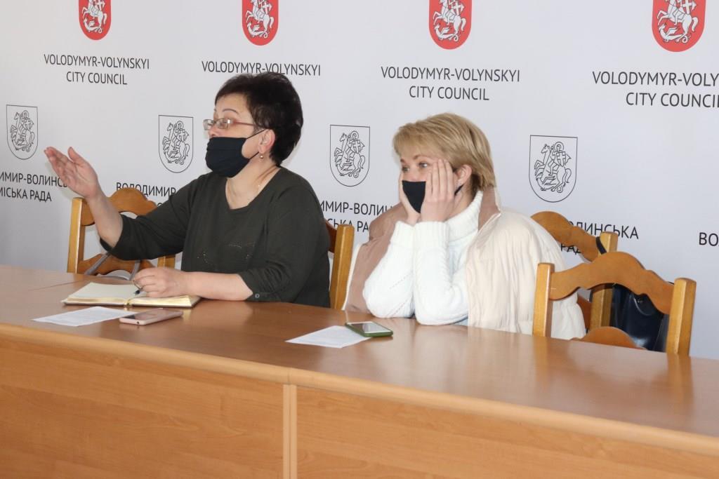 У Володимирі-Волинському розподілили державну соціальну допомогу