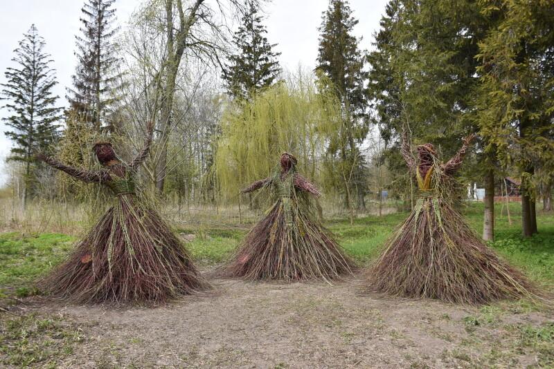 У центральному парку Луцька презентували результати еко-пленеру «Трансформація»