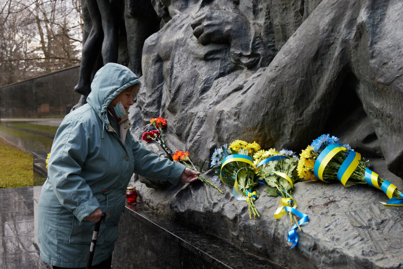 Лучани вшанували пам'ять жертв нацистських концтаборів
