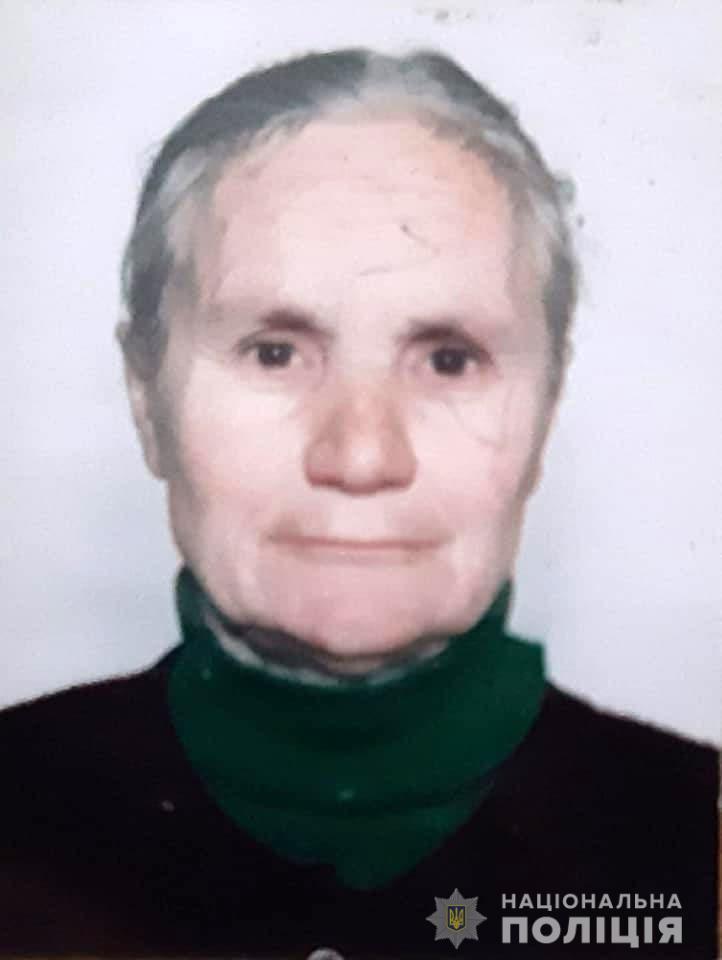 На Волині розшукують зниклу безвісти 84-річну жінку