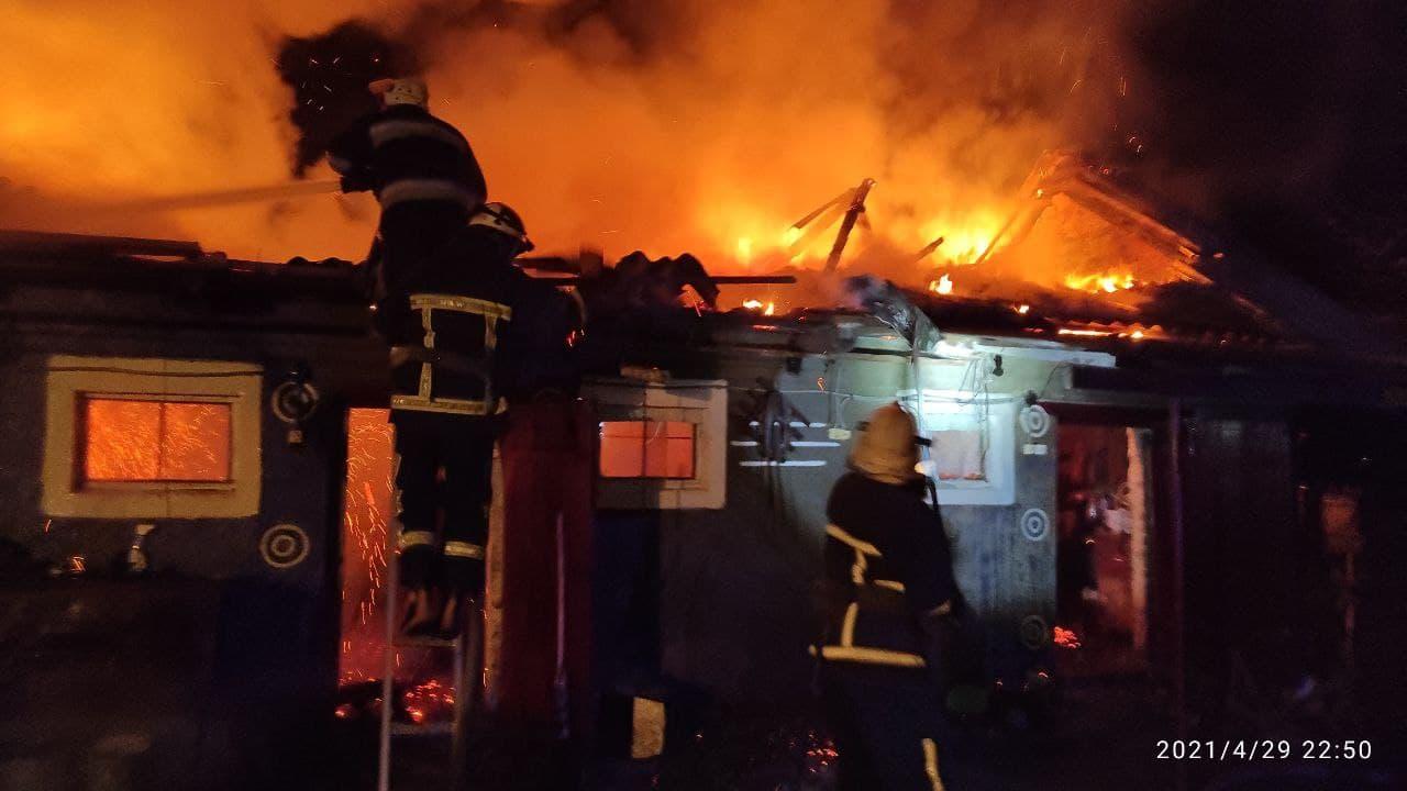 За добу на Волині загасили три пожежі у житловому секторі