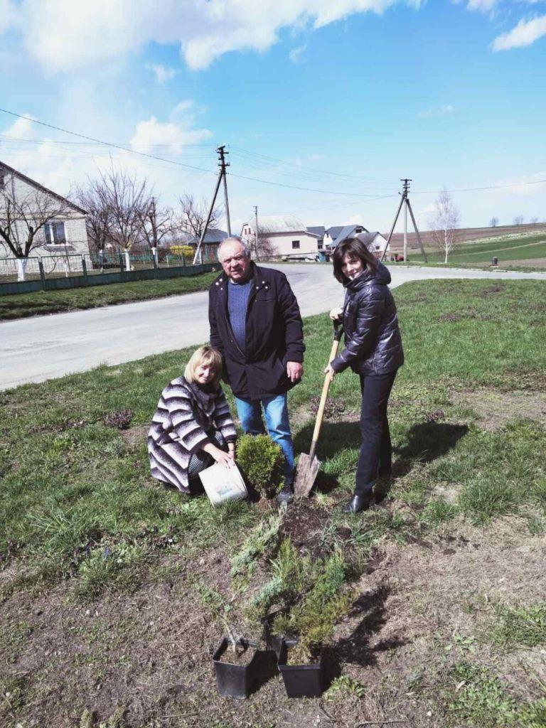 У селах поблизу Луцька організували весняну толоку