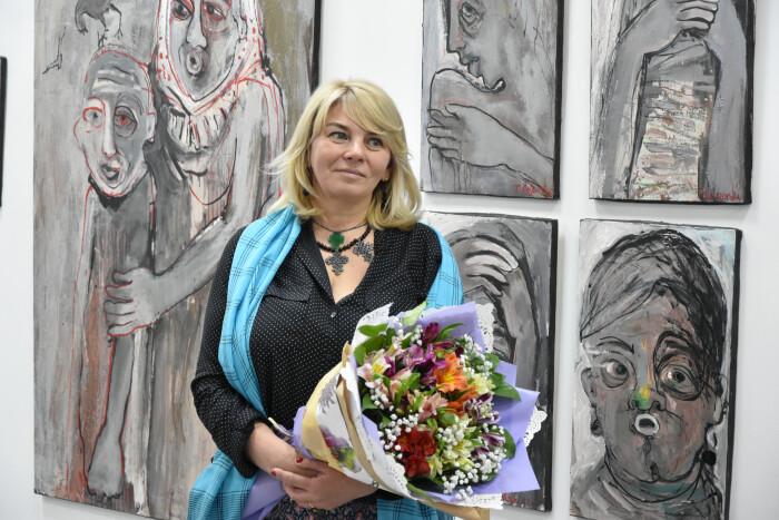 У Луцьку презентували соціально-мистецький інтерактивний проект Тетяни Мялковської «Лісова пісня. Архетипи»