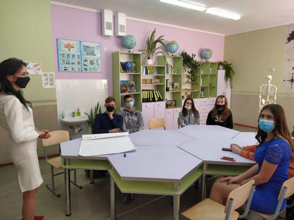 Школярів громади поблизу Луцька навчали фінансовій грамотності