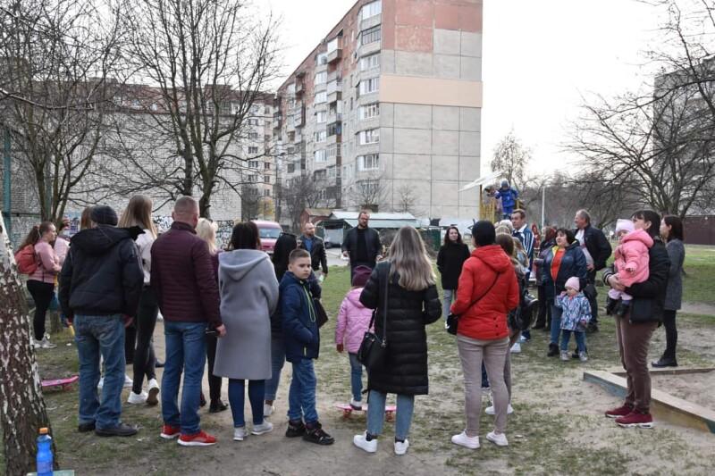 Цьогоріч у Луцьку облаштують щонайменше п'ять спортивних майданчиків