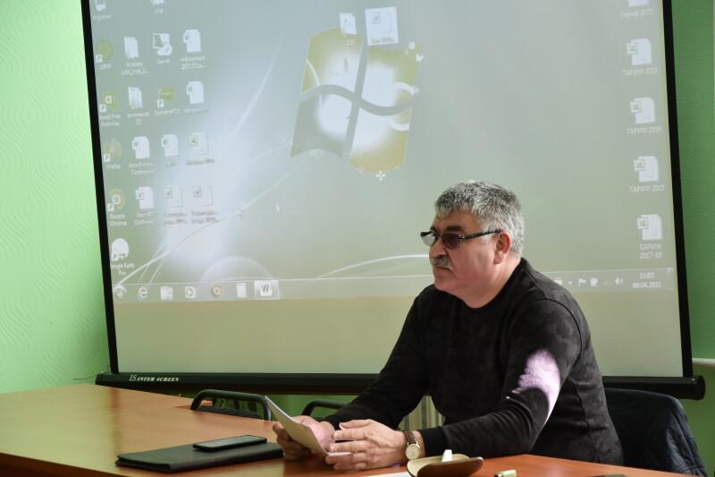 Депутати Луцькради зустрілися з керівниками управляючих компаній Луцька