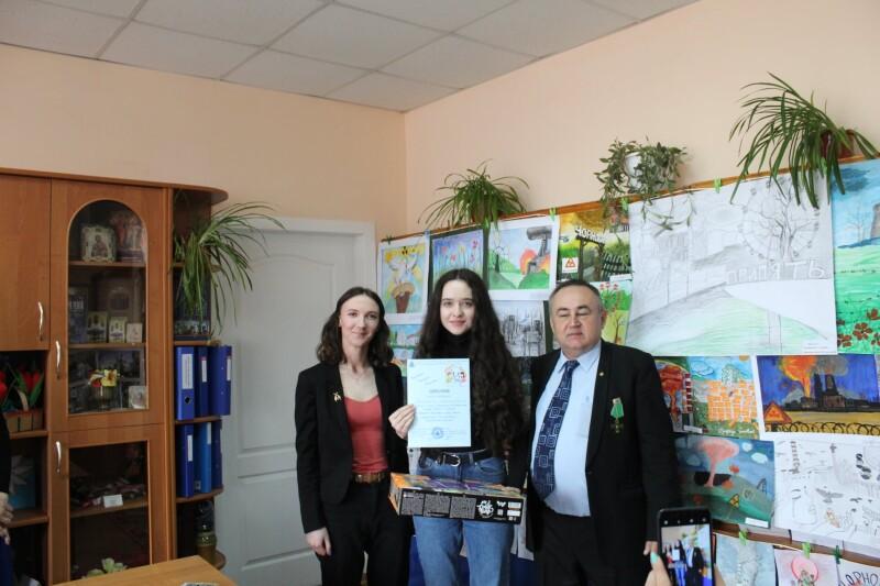 «Гірчить Чорнобиль крізь роки»: у Луцьку підбили підсумки конкурсу дитячих малюнків