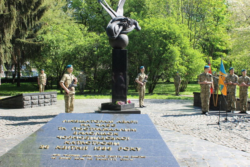 Як у Луцьку відзначатимуть 35-ті роковини з дня Чорнобильської катастрофи