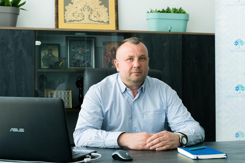 Микола Тищук: «Тариф «Твій газ Рівномірний платіж» – можливість зменшити суми в зимових платіжках до 40 %»*