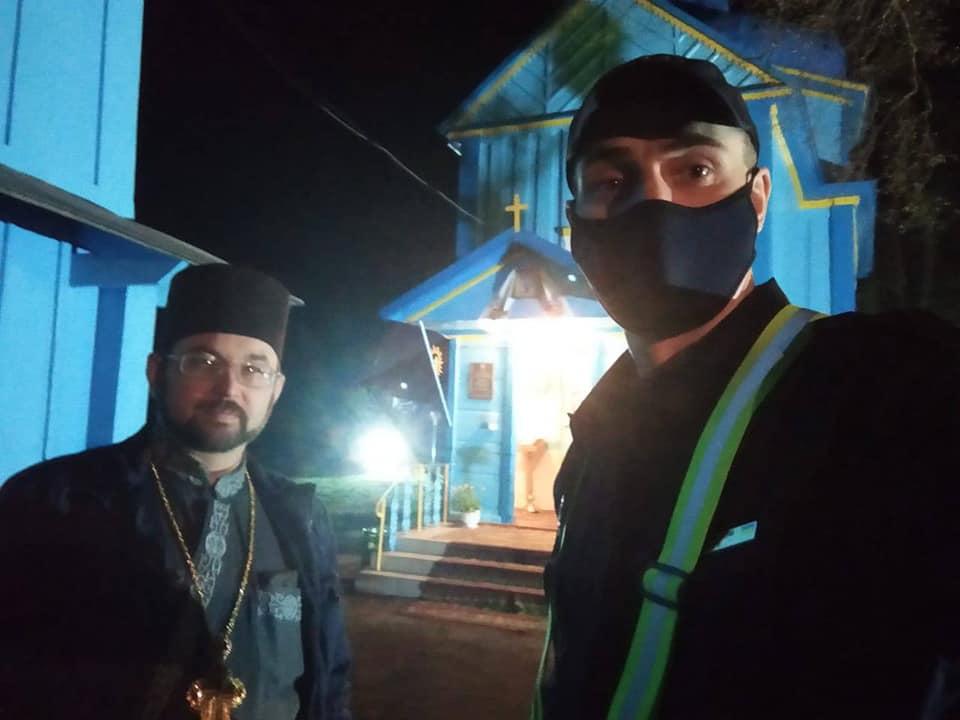 У Великодню ніч на Волині працювали понад 900 поліцейських