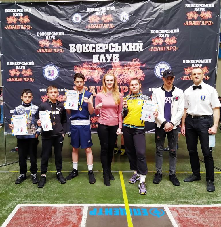 Юні волинські боксери здобули низку перемог у зональному чемпіонаті України