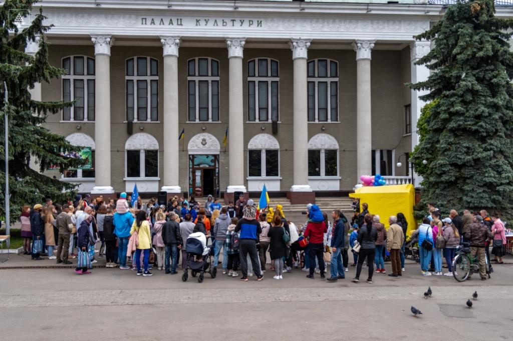 У Нововолинську організували благодійну акцію «Милосердя врятує світ»