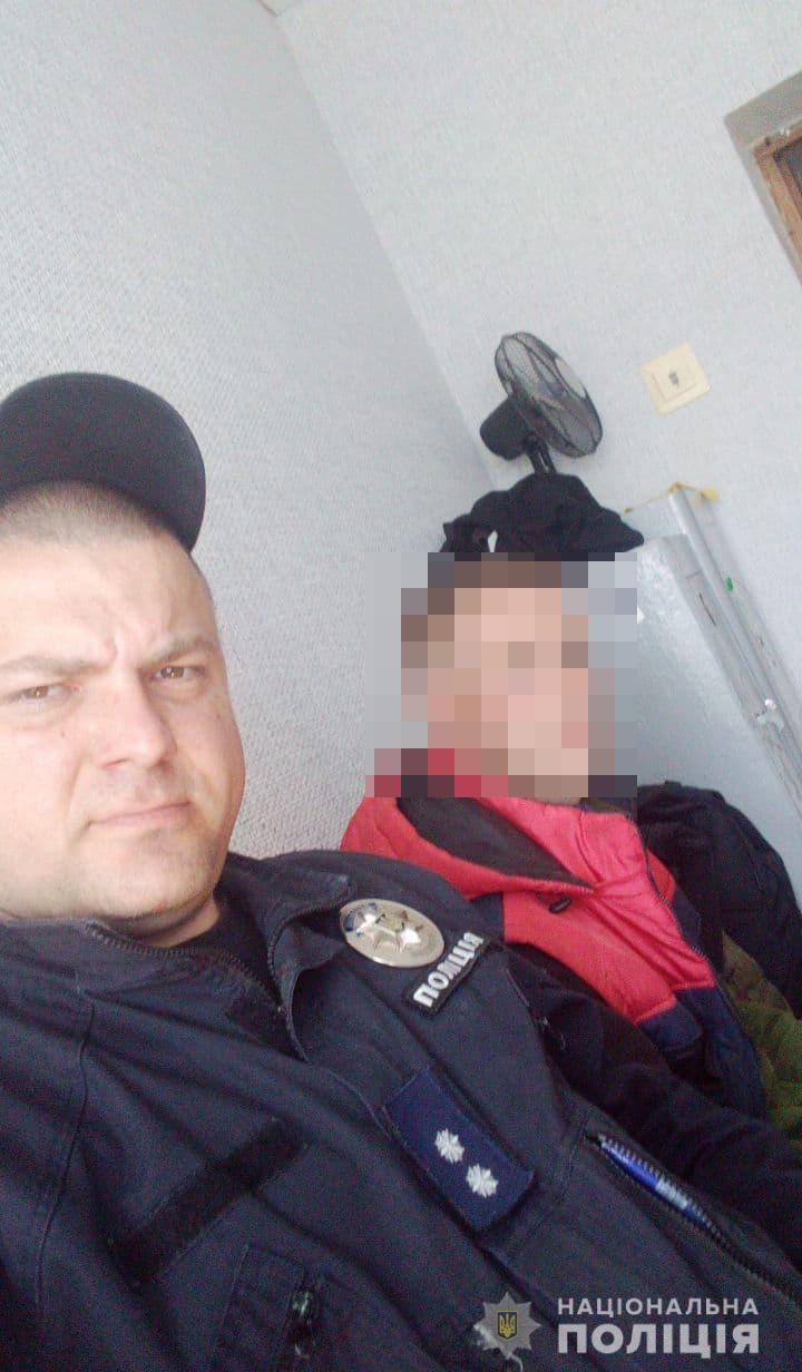 На Волині поліцейський офіцер громади оперативно розкрив крадіжку з квартири