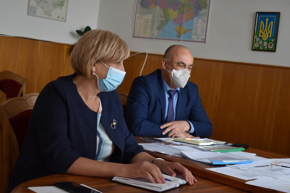 Заступниця голови Волинської ОДА долучилася до обговорення питання ратифікації Стамбульської конвенції