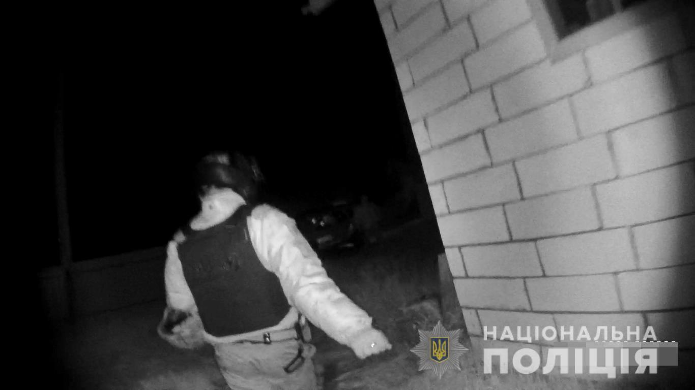 На Волині спіймали під час крадіжки чоловіка, якого розшукували