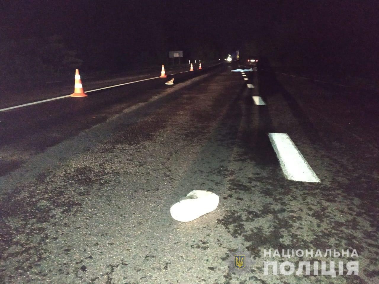 Загинула жінка: поліцейські з'ясовують обставини летальної автопригоди у Луцькому районі